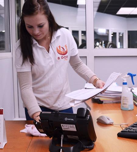 agent entretien bureaux et entreprises