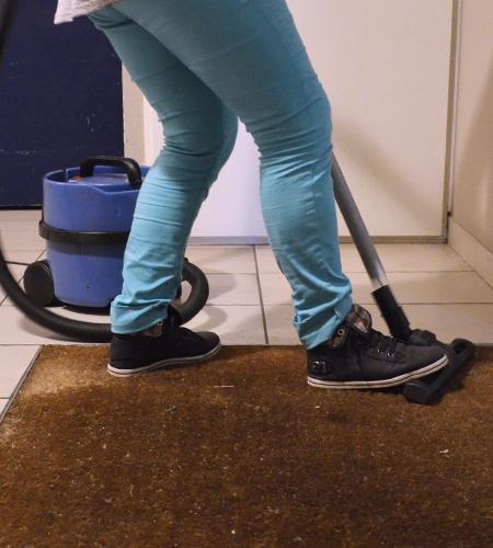 service nettoyage copropriete